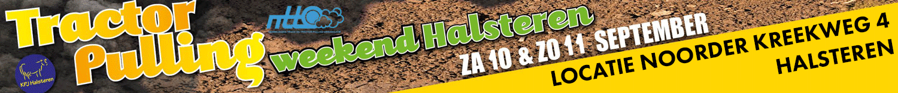Tractorpulling Halsteren